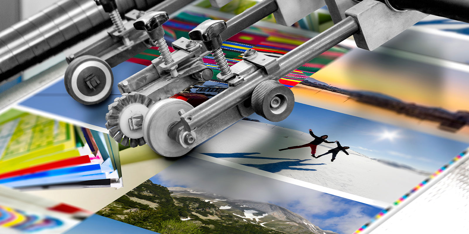 Digital Commercial Printing