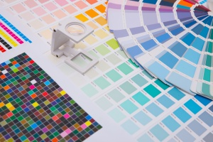 color choices for Commercial CMYK Printing