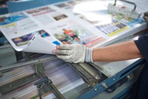 flyers bring printing by Marketing Material Printing