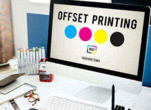 Offset Printing on Computer Screen