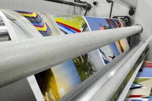 Printing Machine Roller Movement