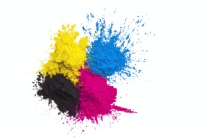 colors used for Commercial Printing Services