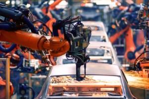 automobile manufacturing unit