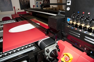 digital commercial sign printing wide format