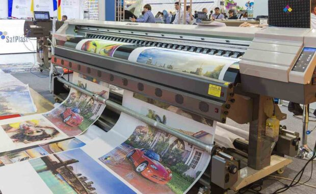 large format printers of the chinese company